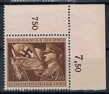 Duitse Rijk Y/T 785 (0) - Unused Stamps