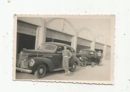 Photographie , Issue D'un Album , Militaria , Automobiles  ,Tunisie, 1947, Sousse - Guerra, Militari