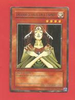 TRADING CARDS, CARTE :Konami, Déesse D'oeil De L'esprit    X2 Photos - Trading Cards