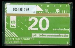 NEDERLAND 1987 2e SERIE *  D004 B01 710B * ONGEBRUIKT * UNUSED * INUTILISÉ * CAT VALUE 50,00 - Nederland