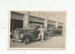 Photographie , Issue D'un Album , Militaria , Automobiles  ,Tunisie, 1947, Sousse - Guerra, Militares