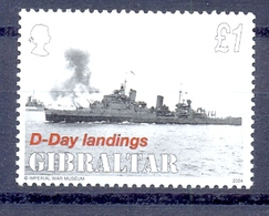 GIBRALTAR (CAT 256) - Barche
