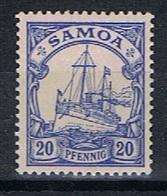 Samoa Y/T 45 (**) - Colony: Samoa