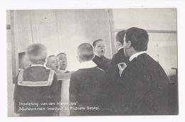 DOOFSTOMMEN INSTITUUT ST. MICHIELS GESTEL ( BERLAAR LIER ? ) INOEFENING VAN DEN KLANK OO - Berlaar