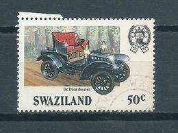 1985 Swaziland Oldtimer,automobiles Used/gebruikt/oblitere - Swaziland (1968-...)