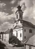 AK - KORNEUBURG - Augustiner Kirche Mit Teilansicht Der Laaer Straße - Korneuburg
