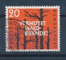 BRD Mi. 283 Gest. Waldbrandverhütung Umweltschutz Wald - Umweltschutz Und Klima