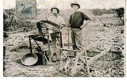 Australie Dry Blowing For Gold Murchison W.A. (Chercheurs D'or) - Australie