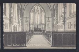 DOOFSTOMMEN INSTITUUT ST. MICHIELS GESTEL ( BERLAAR LIER ? ) KAPEL - Berlaar