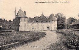 """Langon (35) - Château Du """"Faô"""". - Autres Communes"""