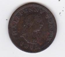 HALF PENNY TOLKEN 1815  HALIFAX - Canada