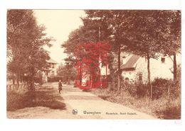 PK Waregem - Kunstenaarsvilla Het Rozenhuis - Modest Huys & Gustave Vd Woestijne / Villa Nooit Gedacht - Ed. Nels - Waregem