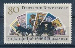 BRD Mi. 1300 Gest. Tag Der Briefmarke Postkutsche Marken Bund - Tag Der Briefmarke