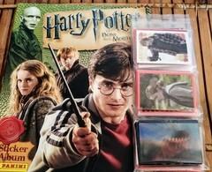 Harry Potter E I Doni Della Morte Parte 1,album Vuoto+set Completo Figurine Panini 2010 - Panini