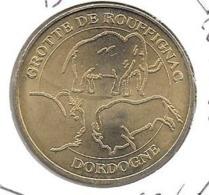 Jeton Touristique 24 Rouffignac 2008 - 2008