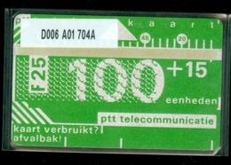 NEDERLAND 1987 2e SERIE * D006 A01 704A * ONGEBRUIKT * UNUSED * INUTILISÉ * CAT VALUE 1.000,00 - Nederland