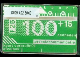 NEDERLAND 1988 3e SERIE * D009 A02 804E * ONGEBRUIKT * UNUSED * INUTILISÉ * CAT VALUE 2.450,00 - Nederland