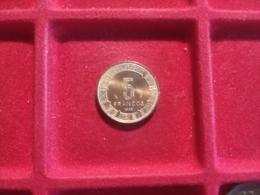 GUINEA EQUATORIALE 5 Francs 1985 - Guinea Equatoriale