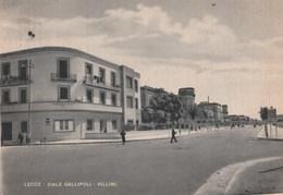 LECCE - Viale Gallipoli - Villini - - Lecce