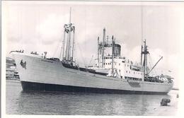 """Bateau Commerce """" Colomb Bechar """" Berangier Et Cie 1952 A C B Nantes EX """"Marie Laetitia """" Odon Fres - Repro's"""
