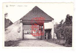 PK 2x Waregem - Het Waterhof Of Goed Ter Bauwede / Gaverbeek - Waregem