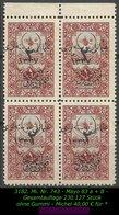 TURKEY ,EARLY OTTOMAN SPECIALIZED FOR SPECIALIST, SEE.. Mi. Nr. 743 - Mayo 83 A + B - 1920-21 Anatolië