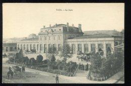 CPA Neuve 54 TOUL La Gare - Toul
