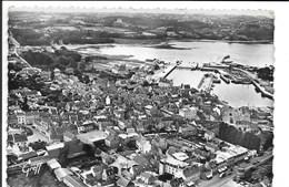 PAIMPOL. - Vue Aérienne De La Ville Et Du Port. - Paimpol