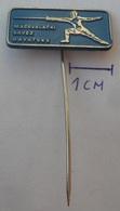 FENCING FEDERATION Of CROATIA MACEVALACKI SAVEZ HRVATSKE  PINS BADGES P2 - Scherma