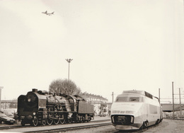 Villeneuve-St Georges TGV Poste- 231K 8 Photo 13 X 18 - Trains