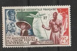 A.O.F. Poste Aérienne N° 15 ** - Nuevos