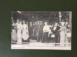 Souvenir De La Kermesse De Sedan,organisée Au Profit Des Sinistrés De La Martinique (25 Mai 1902) - Sedan