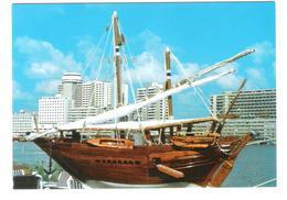 Dubai - U.A.E. - View - Ship - Dubai