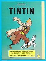 Pub Découvrez Le Monde D'aujourd'hui Avec Tintin Bande Dessinée Cinéma Milou Chien Hund Dog - Publicidad