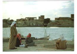 Dubai - U.A.E. - Fishermen - View - Dubai