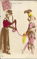 "* ALHAMBRA BALLET "" PARISIANA "" , 1907 , Photo: Campbell - Gray - Künstler"