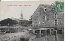 55 - FROMEREVILLE - VUE SUR L EAU - EDIT MARTIN-COLARDELLE - France