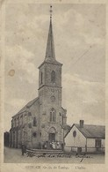 Greisch  ( Gr.D.Luxbg ) L'Église  -  Maison De Gros P-Housstraas , Luxembourg  -  2 Scans - Cartes Postales