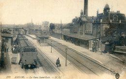557B... . La Gare Saint Roch - Amiens