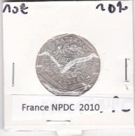 10 EURO, Argent, 2010. Nord Pas De Calais. Superbe. - France