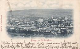 Orăștie (Broos, Szászváros) * Gesamtansicht * Rumänien * AK2203 - Romania