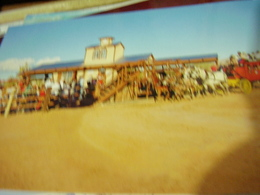 USA - Near Scotsdale - Rawhide Town - Stage Coach And Train Station DILIGENZA WESTERN CARROZZA  N1990 HJ3371 - Scottsdale