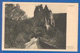 Deutschland; Wierschem; Burg Eltz; 1928 - Germania