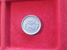 GUATEMALA  20 Pesos  Moneta Di Plastica Senza Data - Guatemala