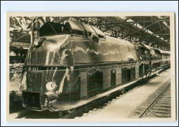 XX008030/ Stromlinien-Lokomotive Reihe 05 Reichsbahn-Ausstelung Nürnberg AK 1935 - Non Classificati