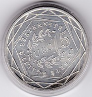 15 EURO, Argent, 2008. Superbe. - France