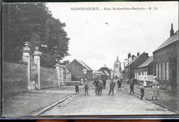 SEBONCOURT  RUE ROBERTINE - Autres Communes