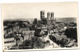Lincoln Cathedral - North West - Lincoln