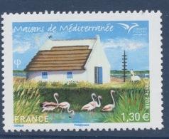 N° 5246 Habitat Traditionnel Méditérranéen Faciale 1,30 € - France