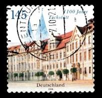 Bund 2008  Mi.nr.:2643  11--.Jahre Eichstätt  Gestempelt / Oblitérés / Used - Usados